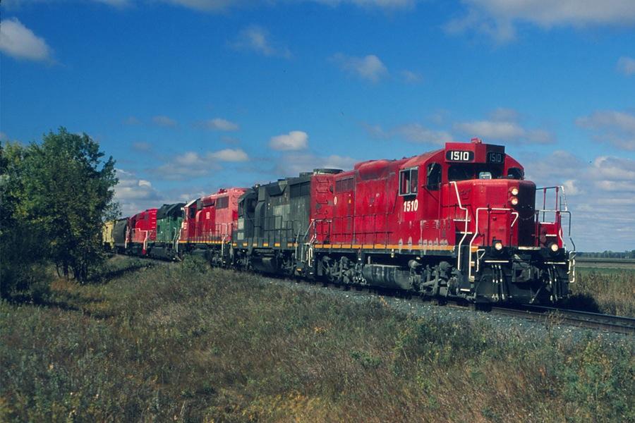 Northern Plains Railroad, any history?